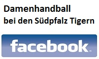 Damenhandball auf Facebook